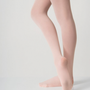Capezio Childs Hold & Stretch Footed Tights