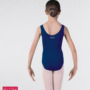 RAD GRADE 3 navy leotard